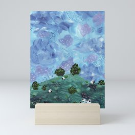 Hillside Mini Art Print