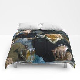 Édouard Manet - The Café-Concert Comforters