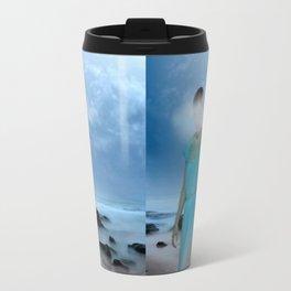Lady of the Bay Travel Mug