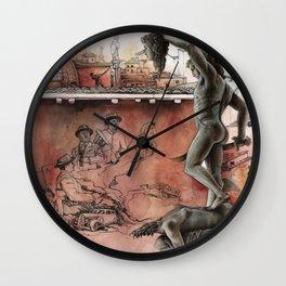 Mafioso Wall Clock