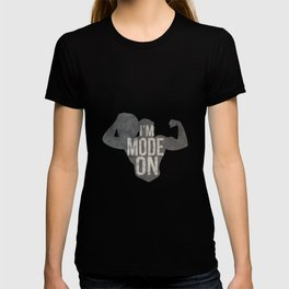 Training Muscles Bodybuilding Gym Dumbbell T-shirt