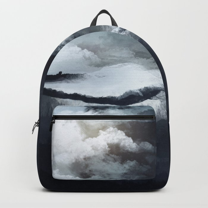 White mountains Backpack