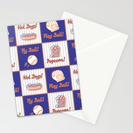 Stee-rike! Stationery Cards