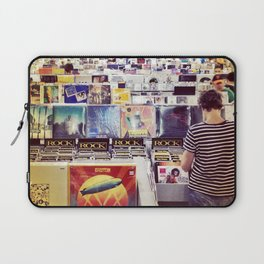 Record Store Laptop Sleeve