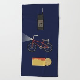 Iconic TV Shows: The One with the Upside Down Beach Towel