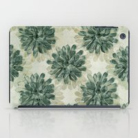 succulents iPad Cases featuring Succulents by Sandra Arduini