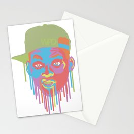 Will Smith Drip Stationery Cards