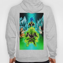 Dragon Ball Supero Movie Broly Hoody