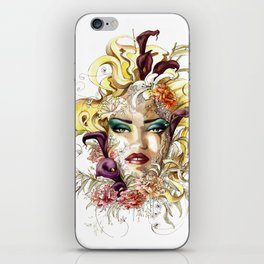 Vénéneuse iPhone Skin