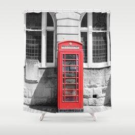 Classic Britain Shower Curtain