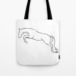 Hunter Outline Trace Tote Bag