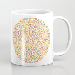 Color blind Coffee Mug