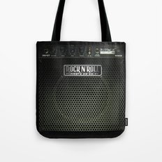 Rock N´Roll amplifier Tote Bag