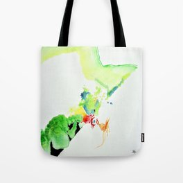 Chicken Thought Tote Bag