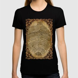 Topography of Good Intentions T-shirt