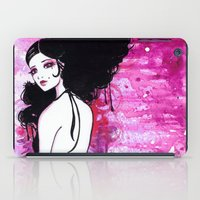 madrid iPad Cases featuring Madrid by Leilani Joy