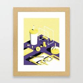 Chillin - 1 Framed Art Print