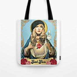 Saint Stevie Nicks Tote Bag