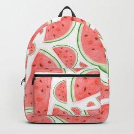 Watercolour Watermelon Backpack