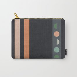 peach moon of summer Carry-All Pouch
