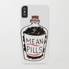 Mean Pills  Slim Case iPhone X