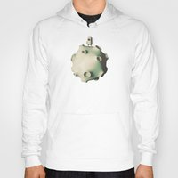 astronaut Hoodies featuring Astronaut by Metin Seven