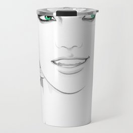 """Karlie"" Travel Mug"