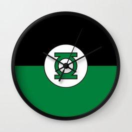 Green Lantern - Superhero Wall Clock