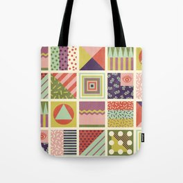 Patternz Tote Bag