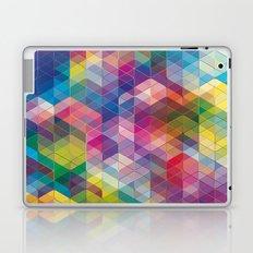 Cuben Curved #7 Laptop & iPad Skin