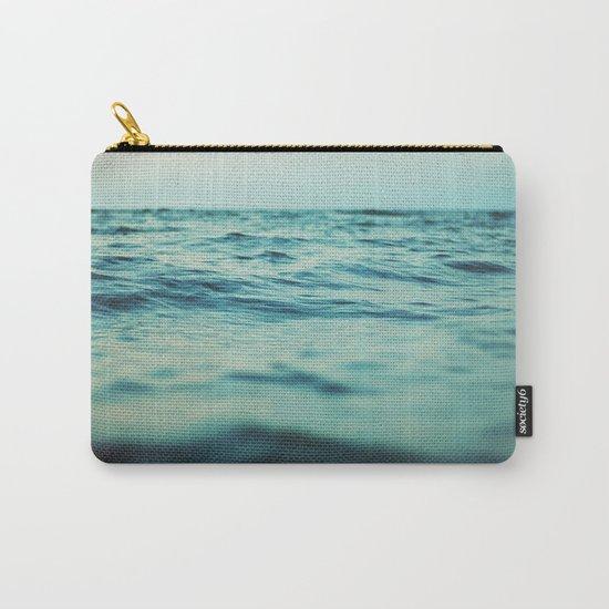 Aqua Sea Carry-All Pouch