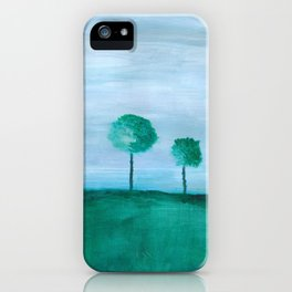 Peaceful Dreams on Hanover Hill iPhone Case
