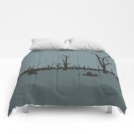 Floodscape Comforters
