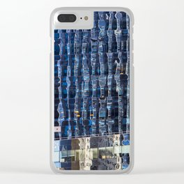 Manhattan Windows Clear iPhone Case