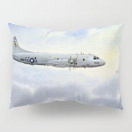 P-3 Orion Aircraft Pillow Sham