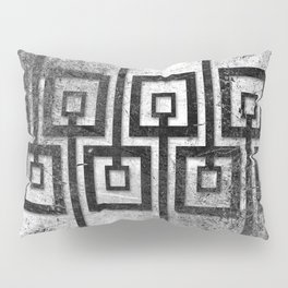 Order in Abstract IV Pillow Sham