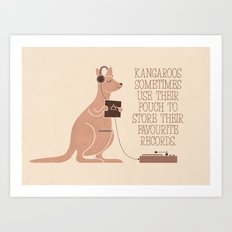 Did You Know? Art Print