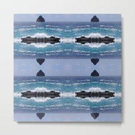 OceanPeak Metal Print