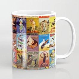 Vintage Chocolate Ads Coffee Mug