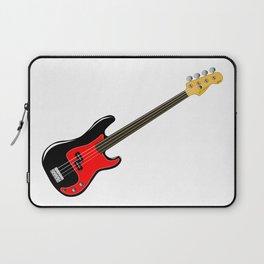 Fretless Bass Guitar Laptop Sleeve
