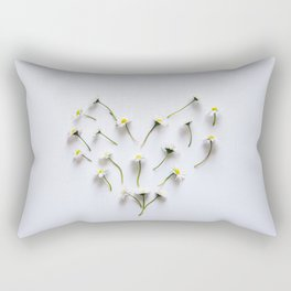 Daisy Love Rectangular Pillow