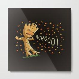 Achoo Metal Print
