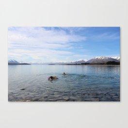 Lake Tekapo, New Zealand Canvas Print