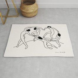 Matisse The Dance - Creme Rug