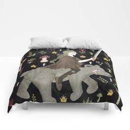 turnip warrior Comforters