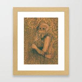 A Dream Framed Art Print