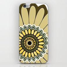 Flower 17 iPhone & iPod Skin