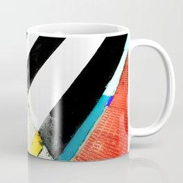 Urban Street Art Painting Coffee Mug