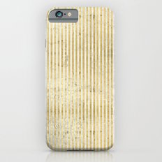 gOld stripes iPhone 6s Slim Case