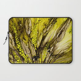 Wild Yellow Laptop Sleeve